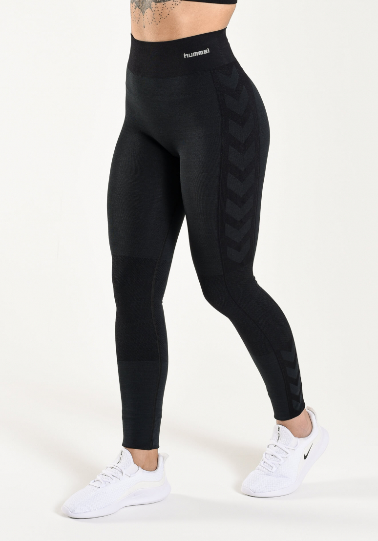 High Waist Clea Seamless...