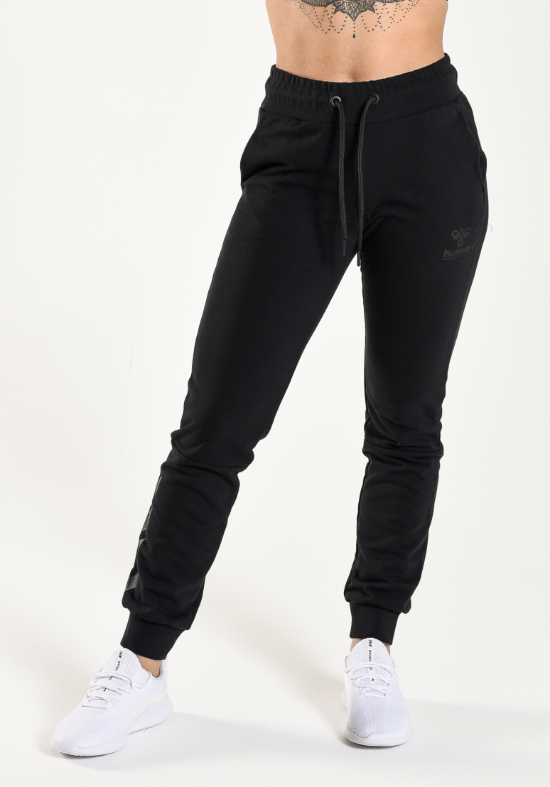 Noni Regular Pants - Black