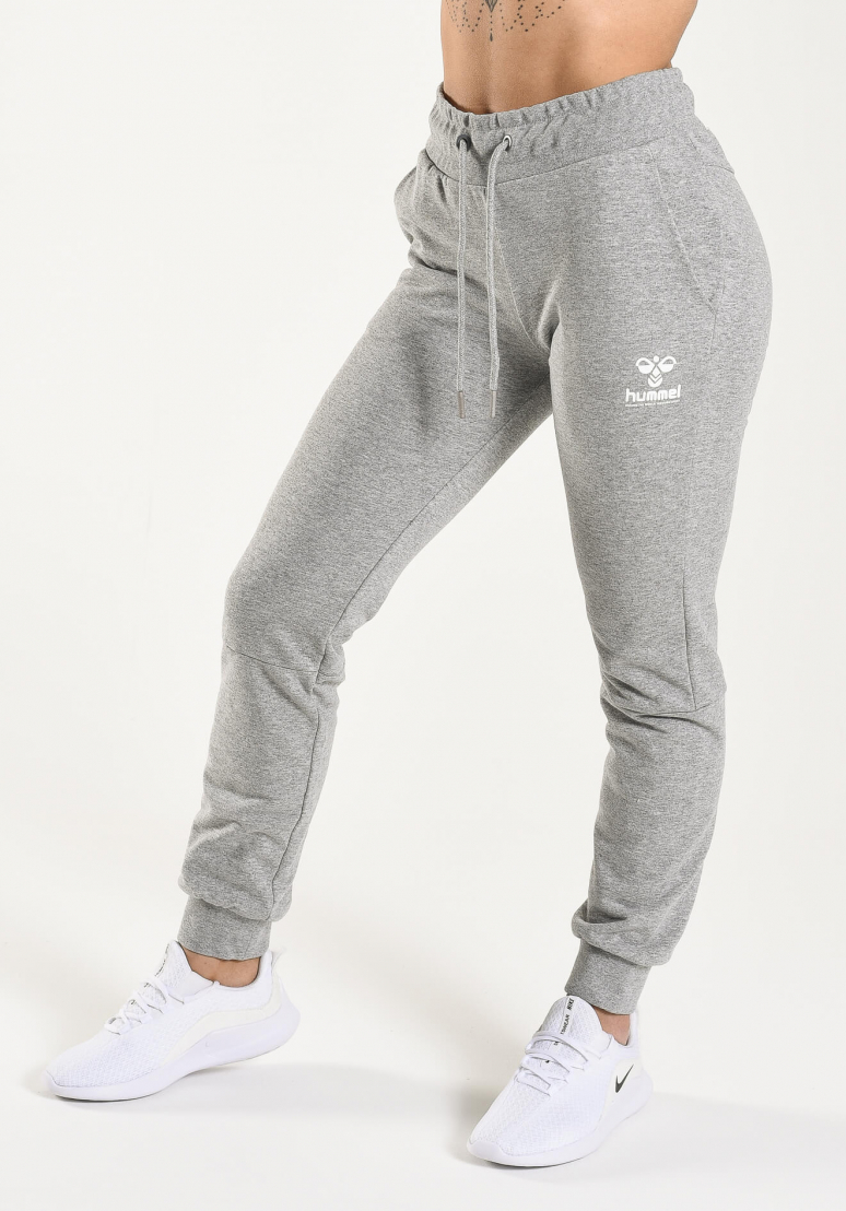 Noni Regular Pants - Grey...
