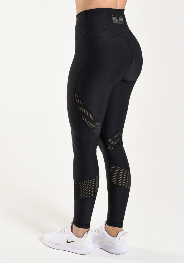 Mesh Swirl Tights