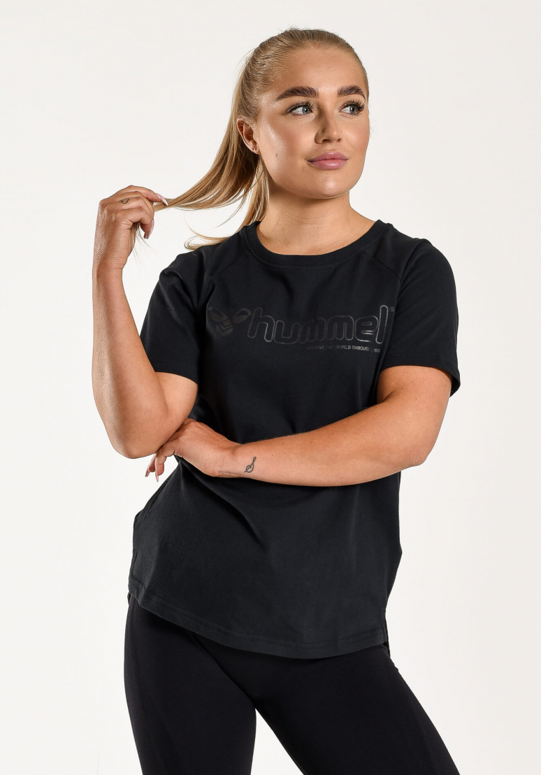 Zenia T-shirt - Black