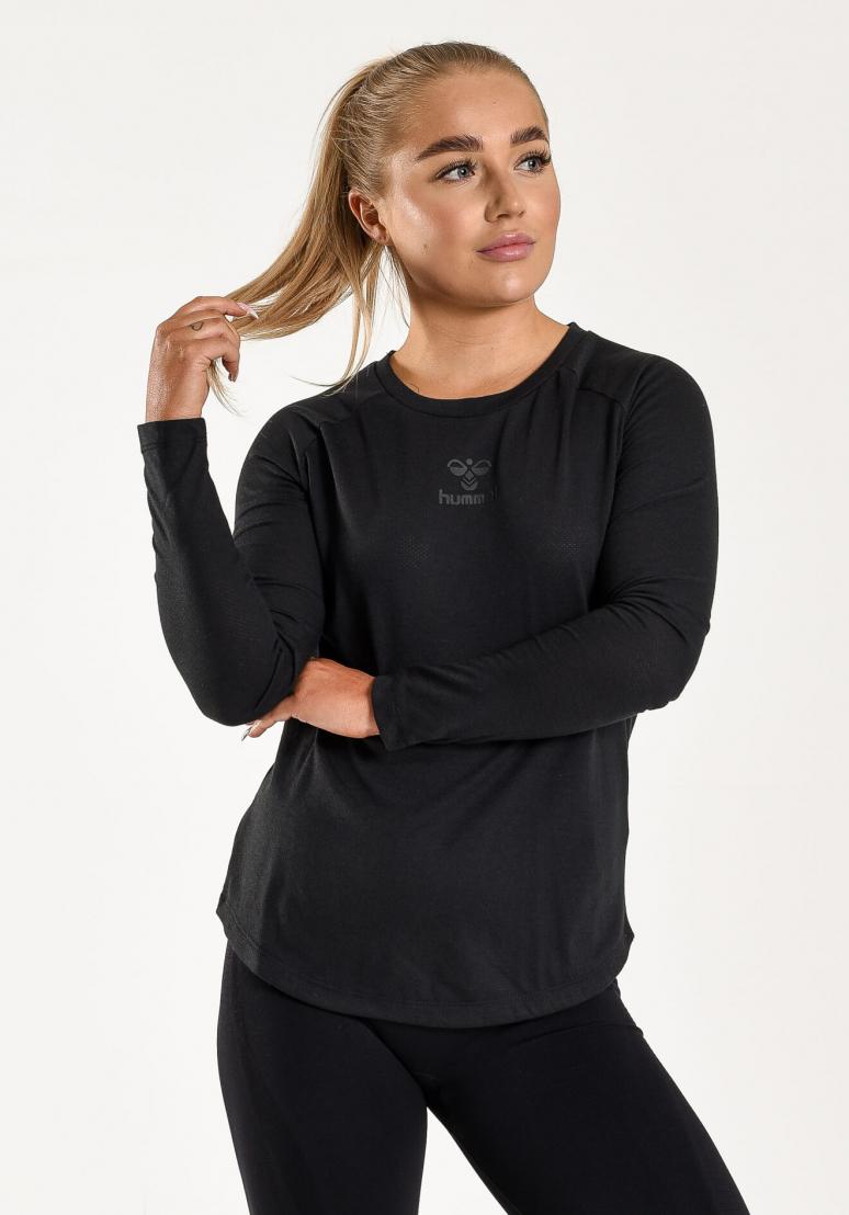 Vanja Long Sleeve - Black