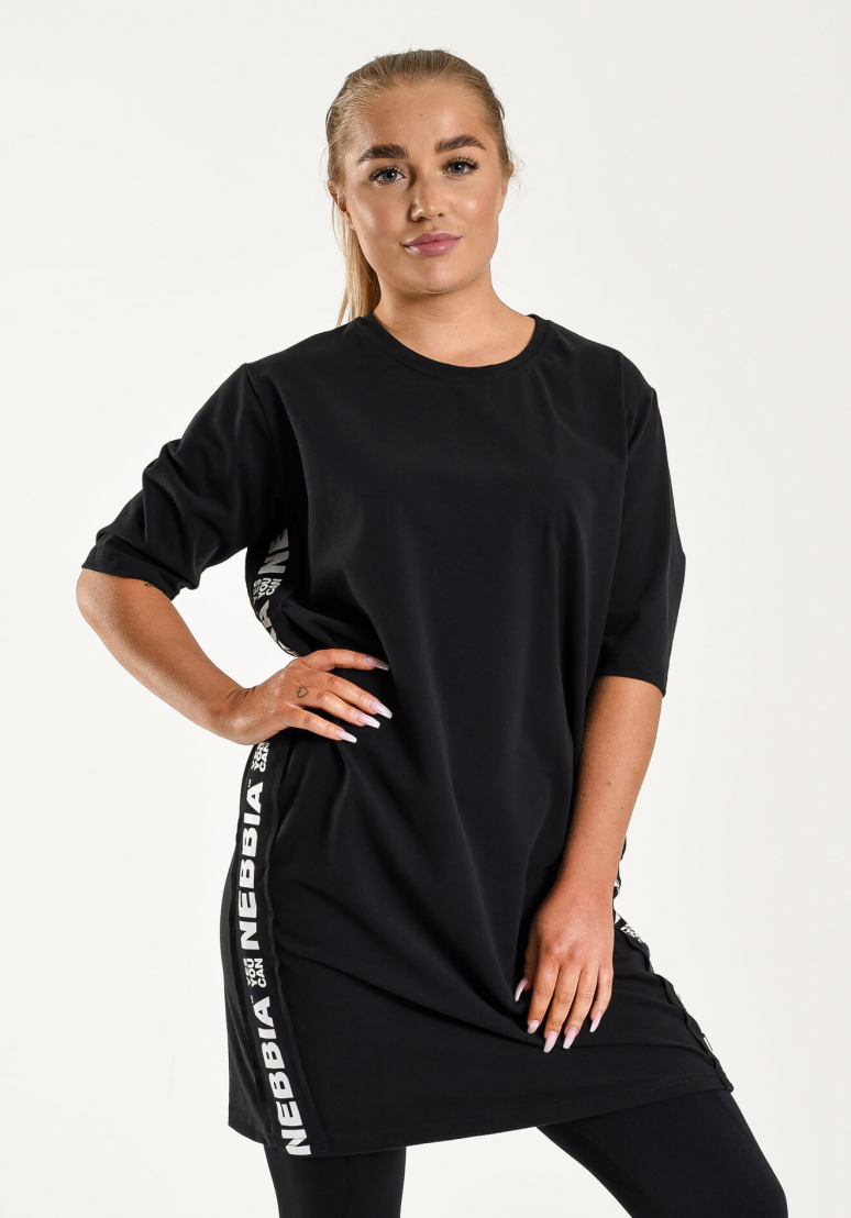 Playful Restday Oversized Tee