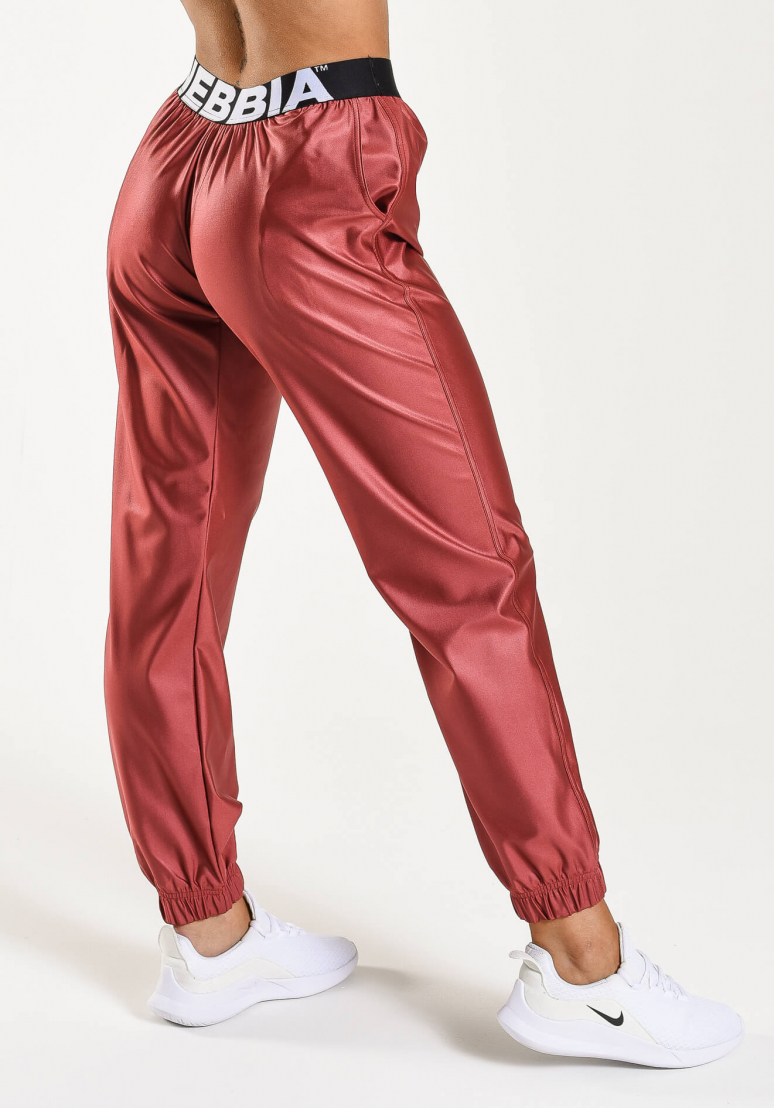 Sport Drop Crotch Pants -...