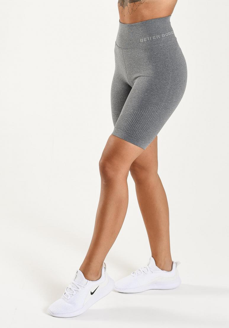 Rib Seamless Shorts