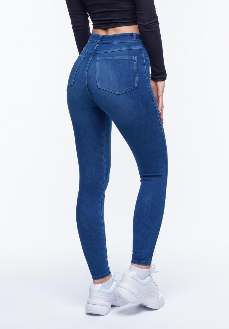 Embrace High Waist Jeans