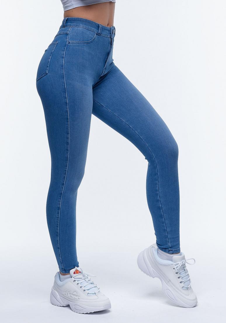 Embrace High Waist Jeans -...