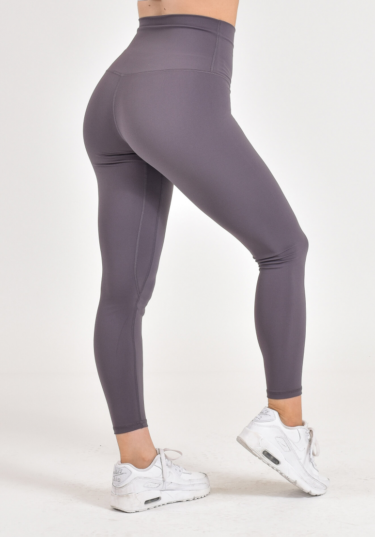 Adapt High Waist Tights - Grey
