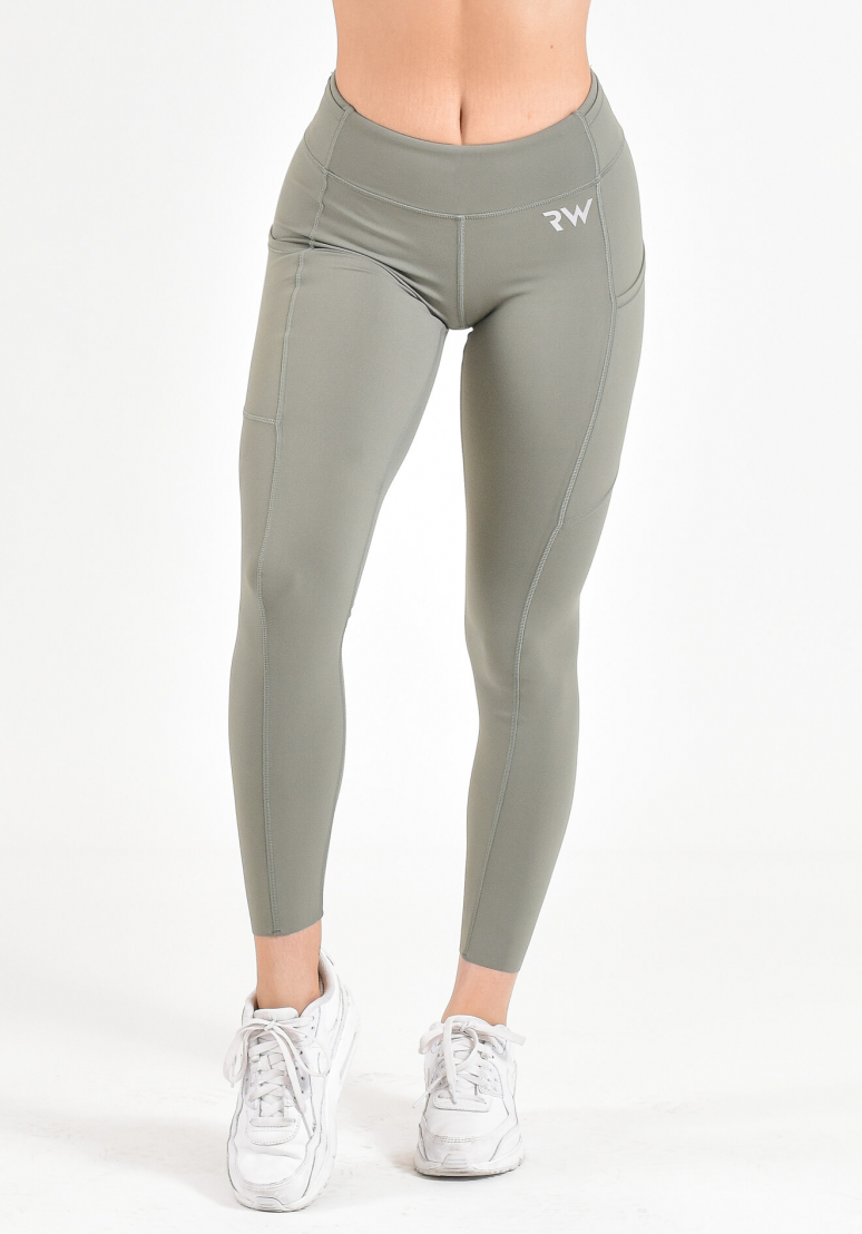 Rapid Energy Tights - Khaki
