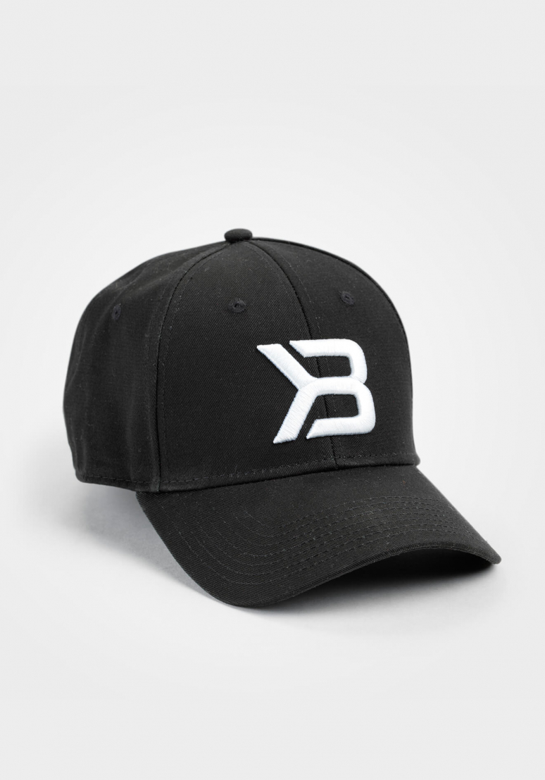 BB Baseball Cap - Black