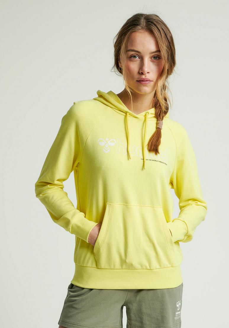 Noni Hoodie - Lemon Yellow