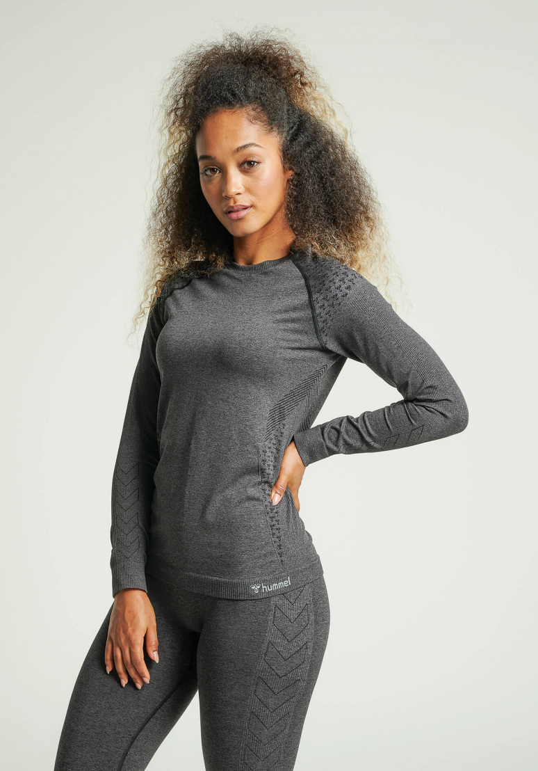 CI Seamless Long Sleeve -...