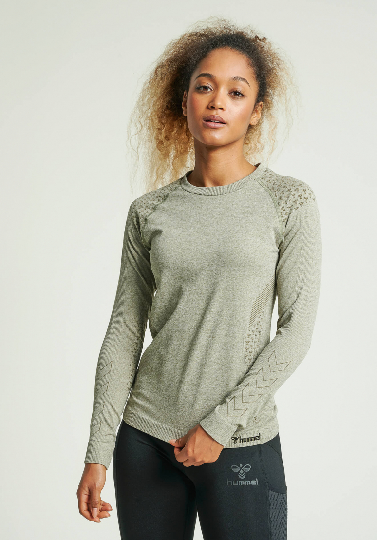 CI Seamless Long Sleeve