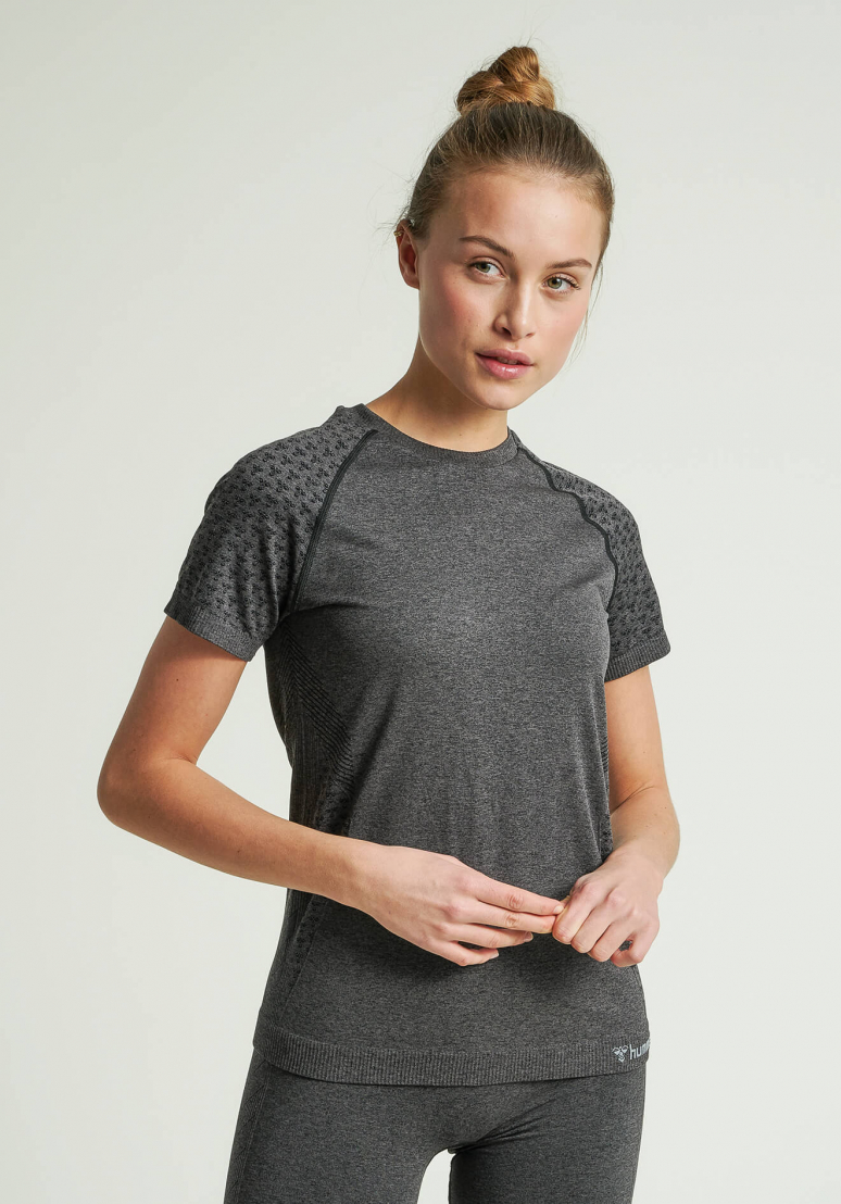 CI Seamless T-shirt - Black...