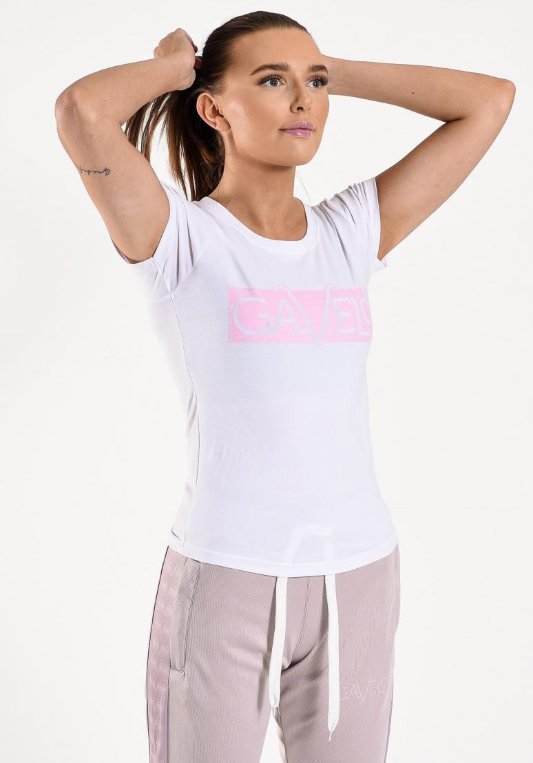 Gavelo Logo T-shirt - White