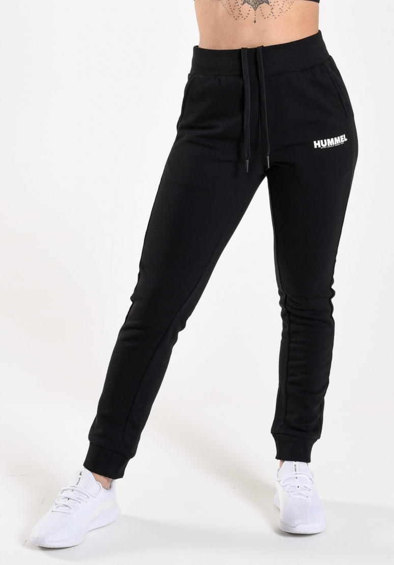 Legacy Tapered Pants - Black