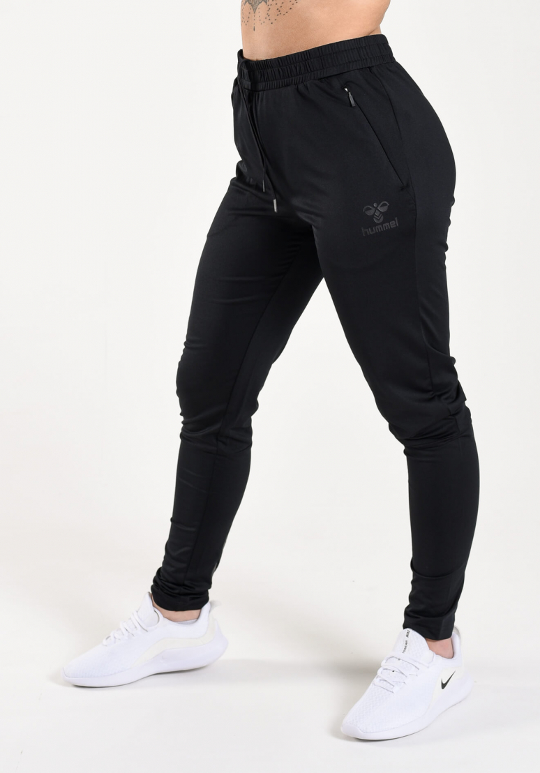 Selby Tapered Pants - Black