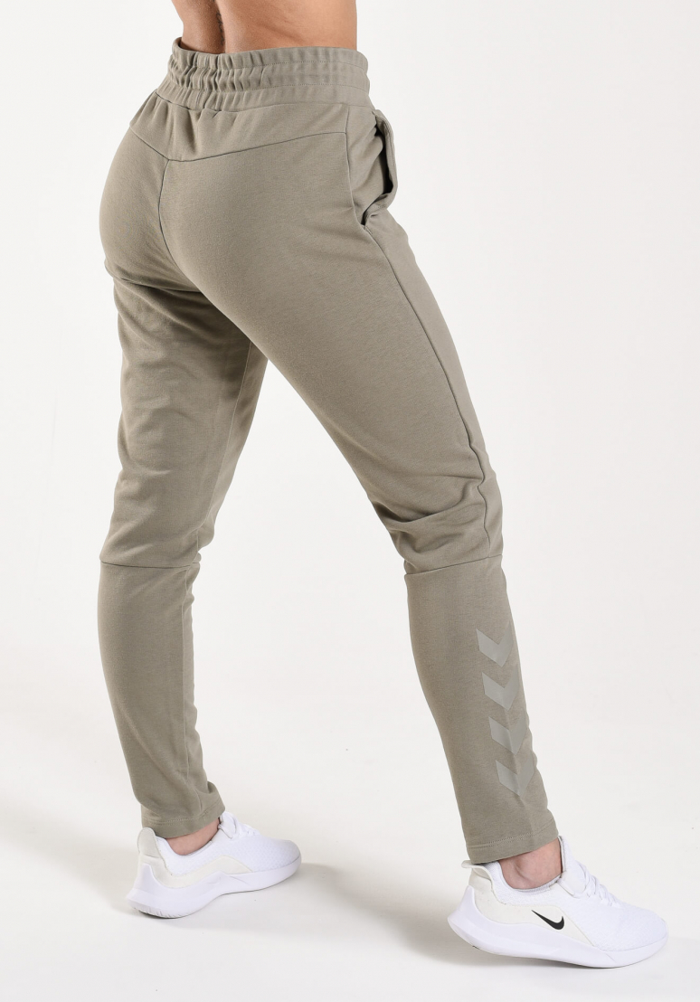 Noni Tapered Pants - Olive