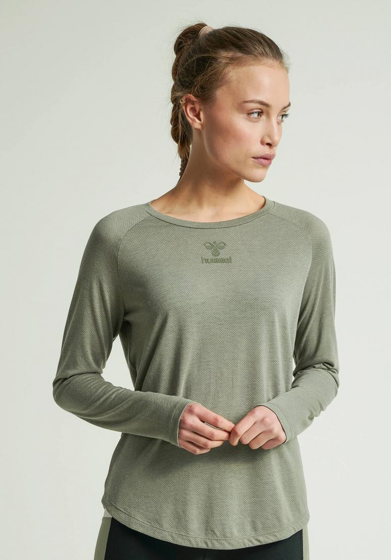 Vanja Long Sleeve - Olive