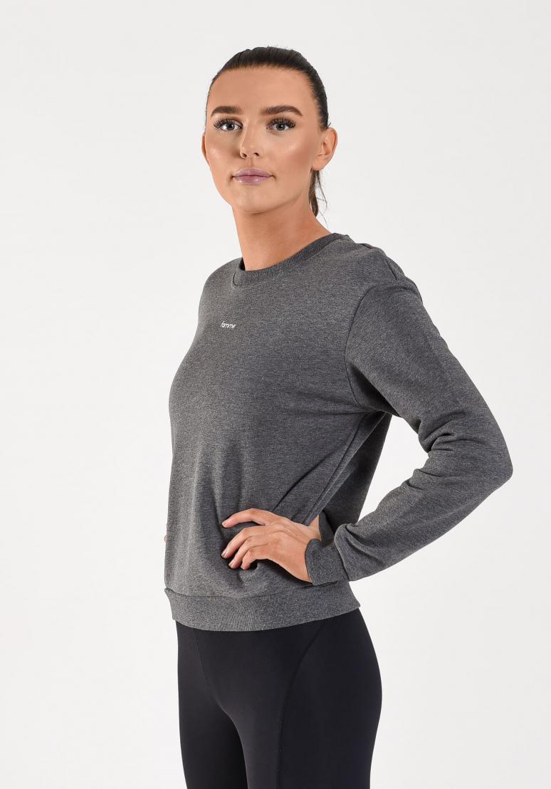 Pure Sweatshirt - Grey
