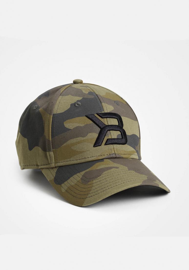 BB Baseball Cap - Camo