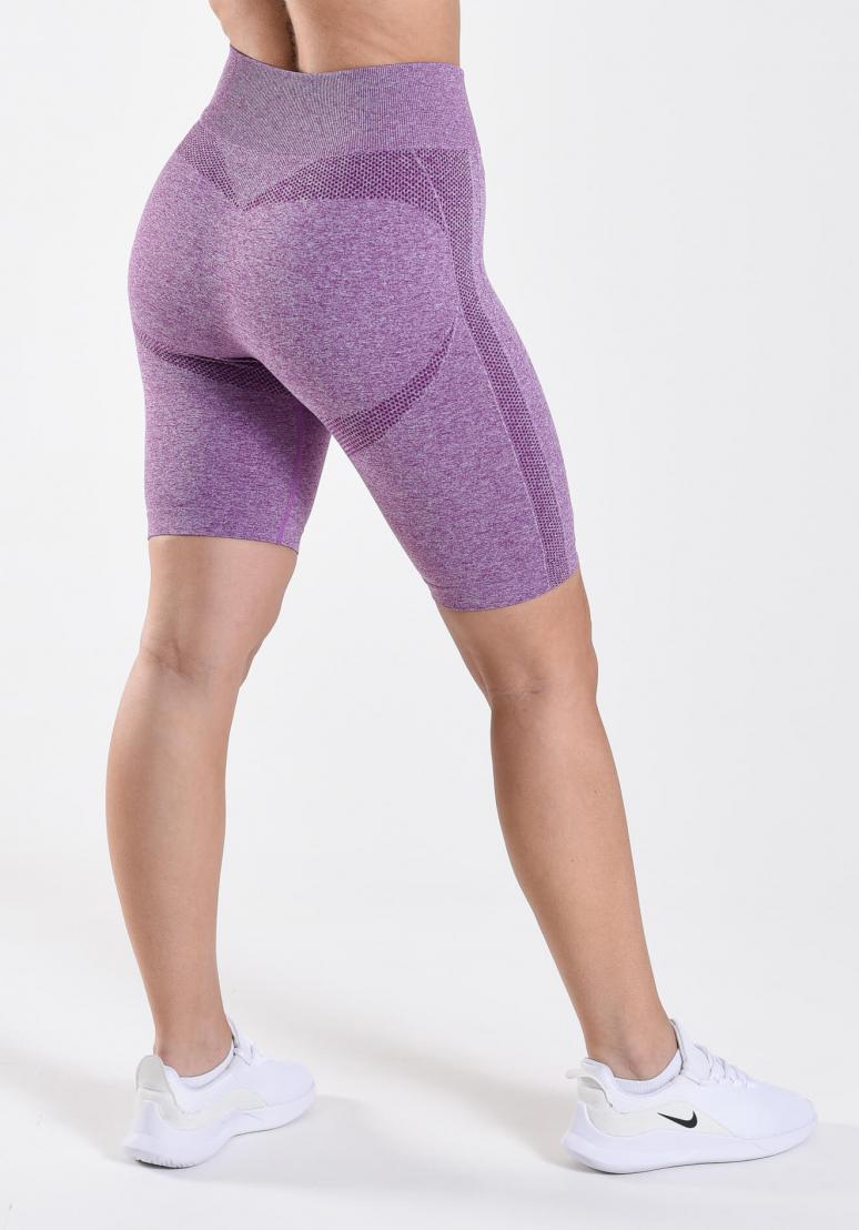 Vital Seamless Shorts - Violet