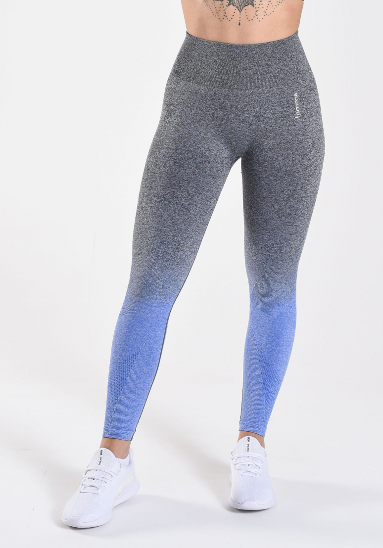 Famme Seamless Ombre Tights