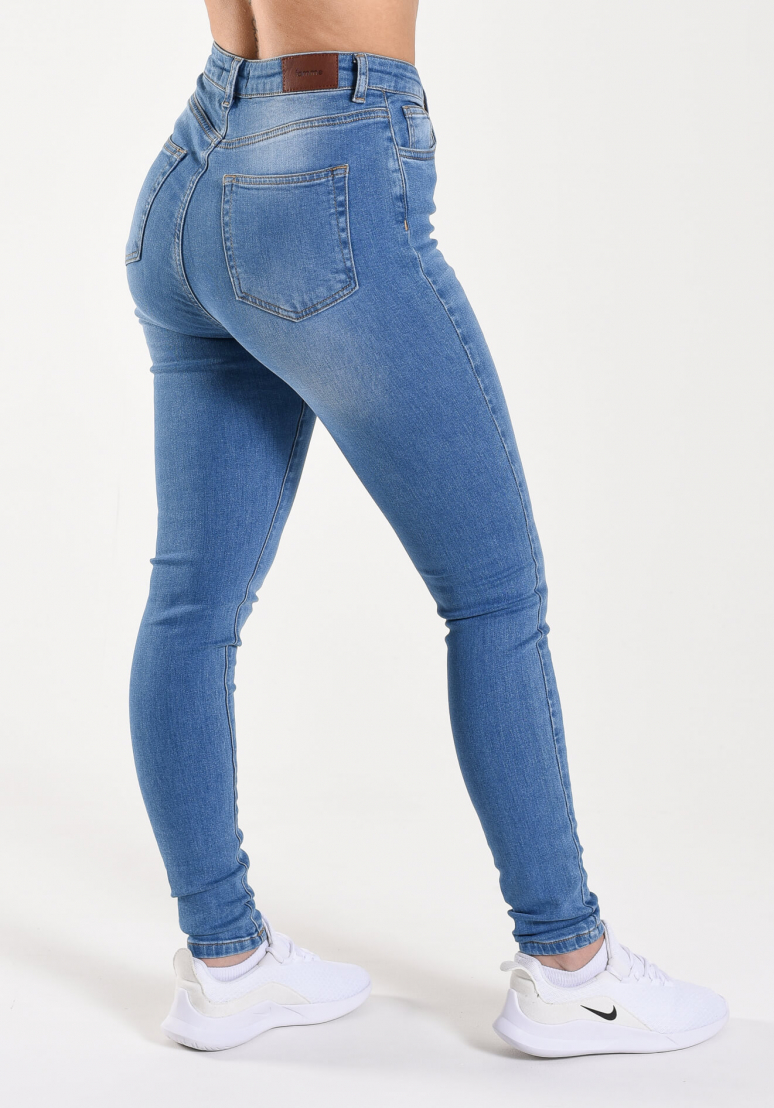 Famme High Skinny Jeans