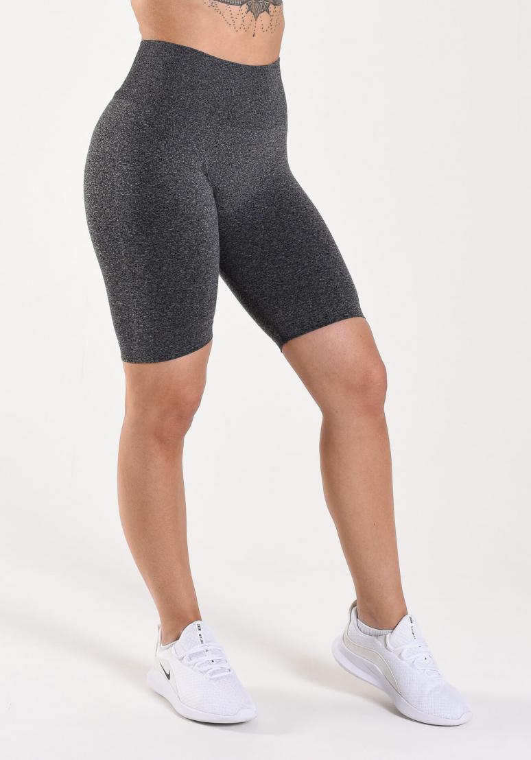 Fit Seamless Shorts - Black...