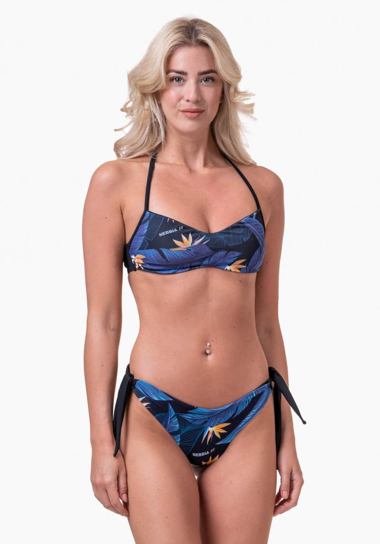 Earth Powered Bikini Top -...