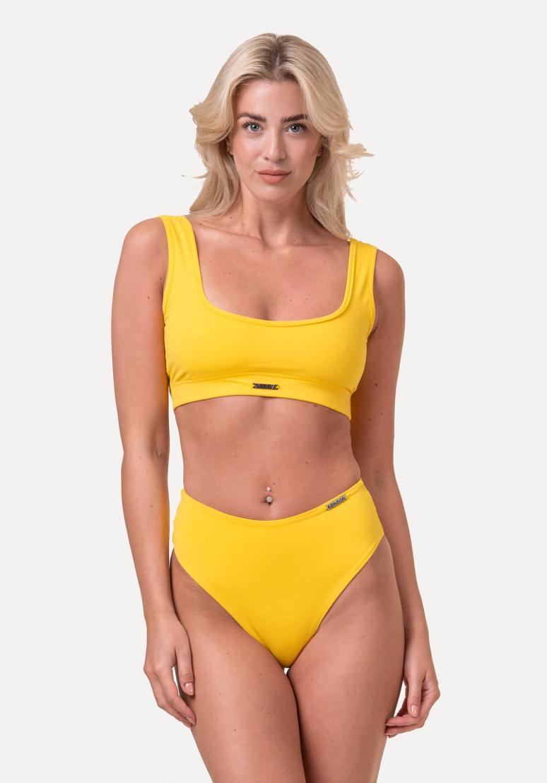 Miami Sporty Bikini Top -...