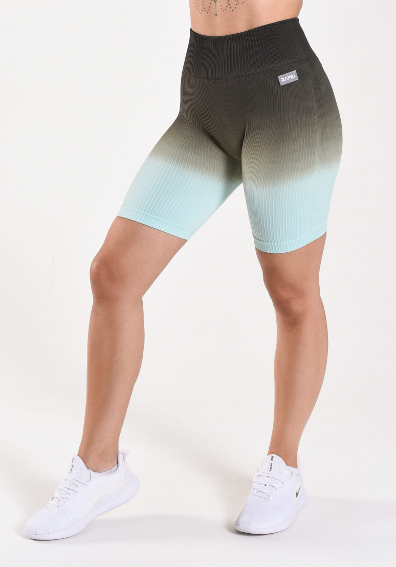 Rapid Rib Seamless Shorts -...