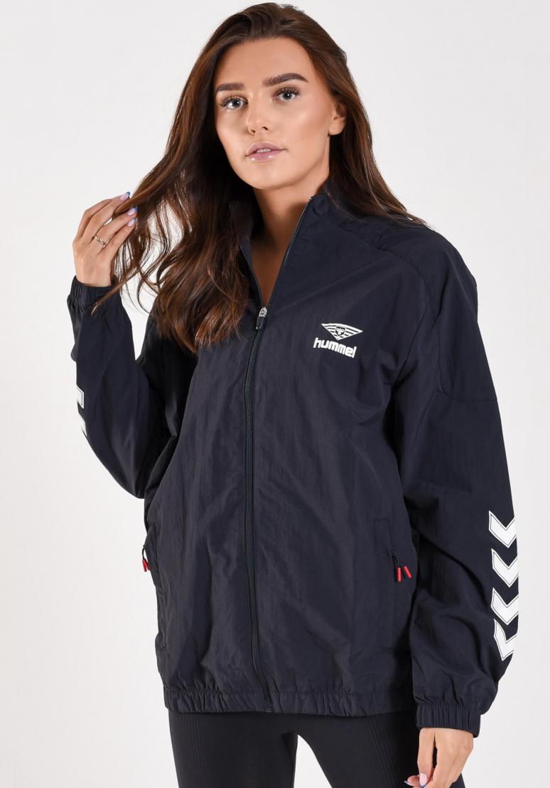 Nikki Loose Zip Jacket -...