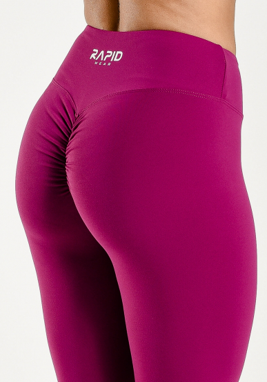 Rapid High Waist Scrunch Butt Tights