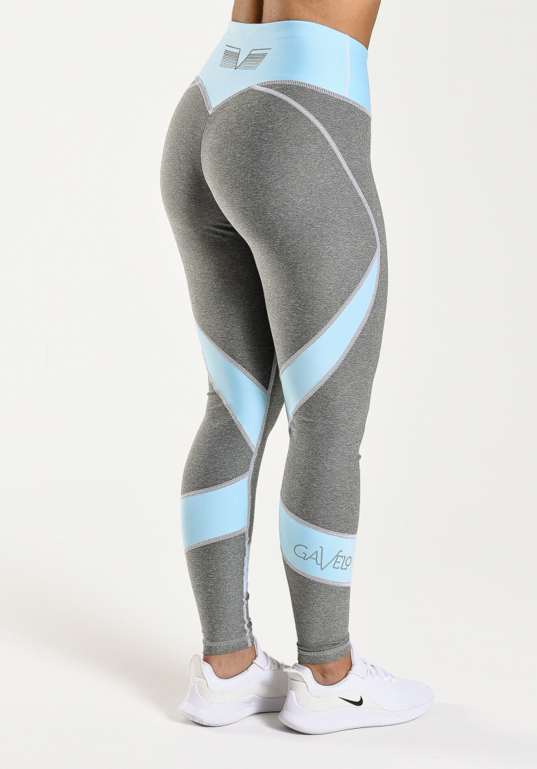 Malibu Swirl Comfort Tights