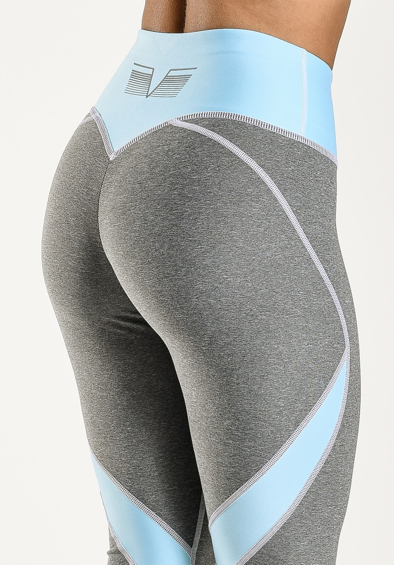 Malibu Swirl Comfort Tights