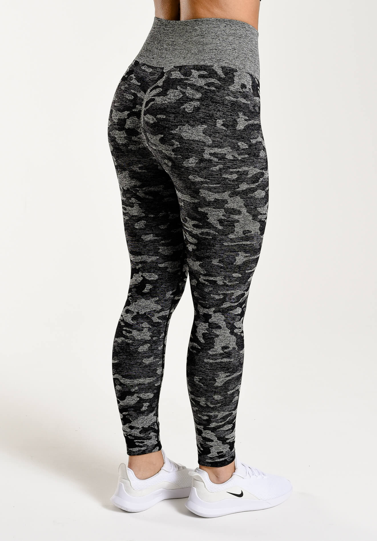 Iconic Army Seamless Tights
