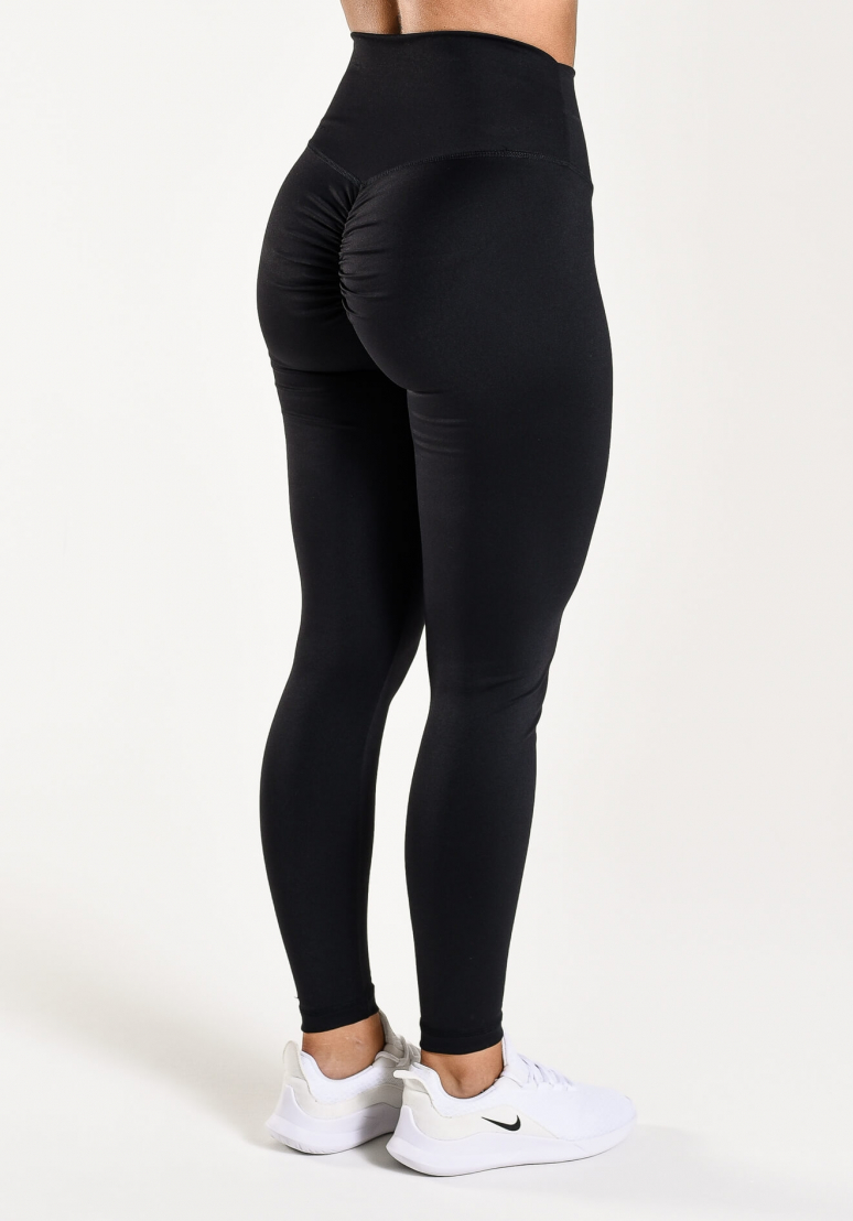 Brazilian Push-up Leggings - V-cut