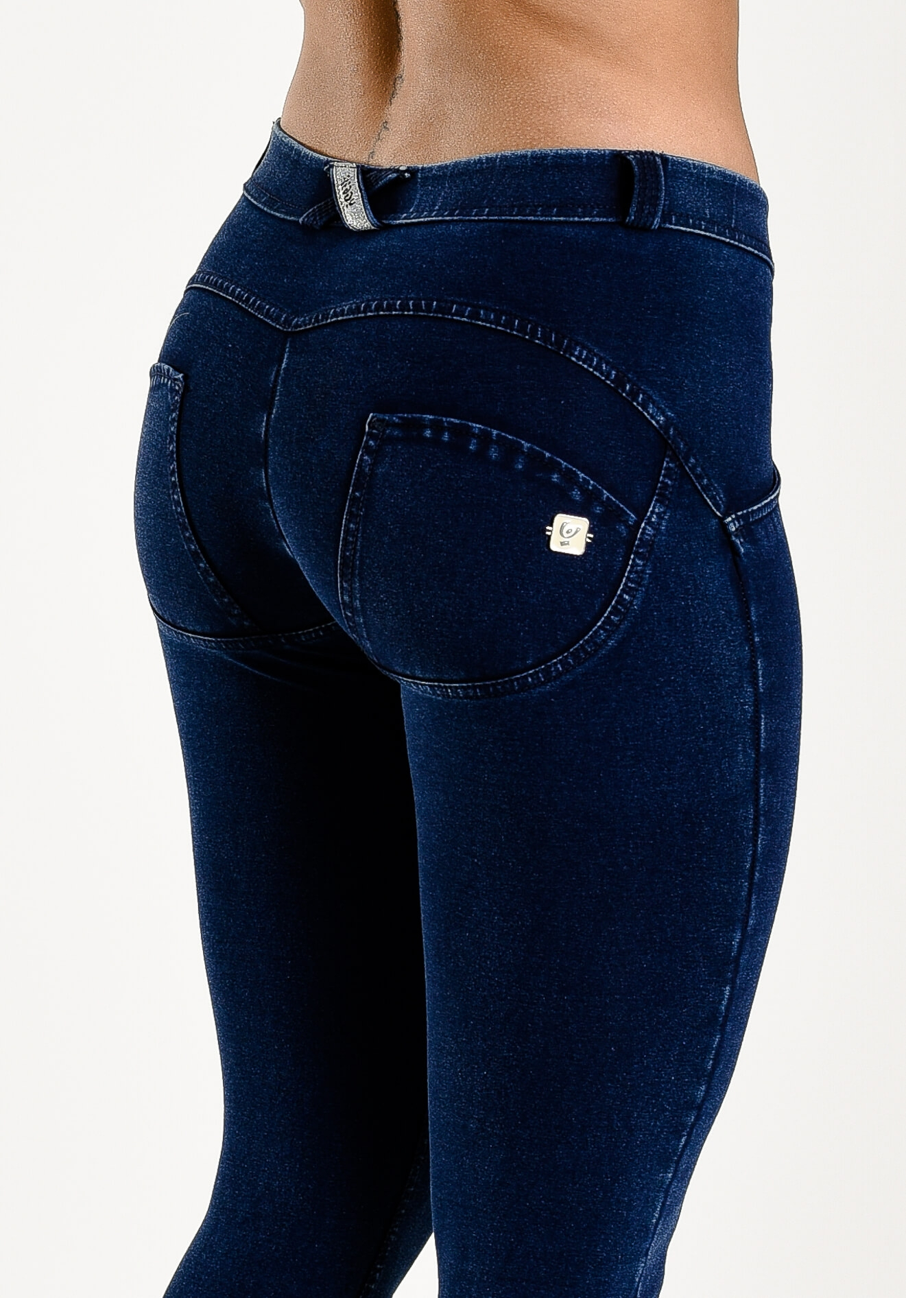 WR.UP® Super Skinny - Denim Shaping Effect - Mid Waist