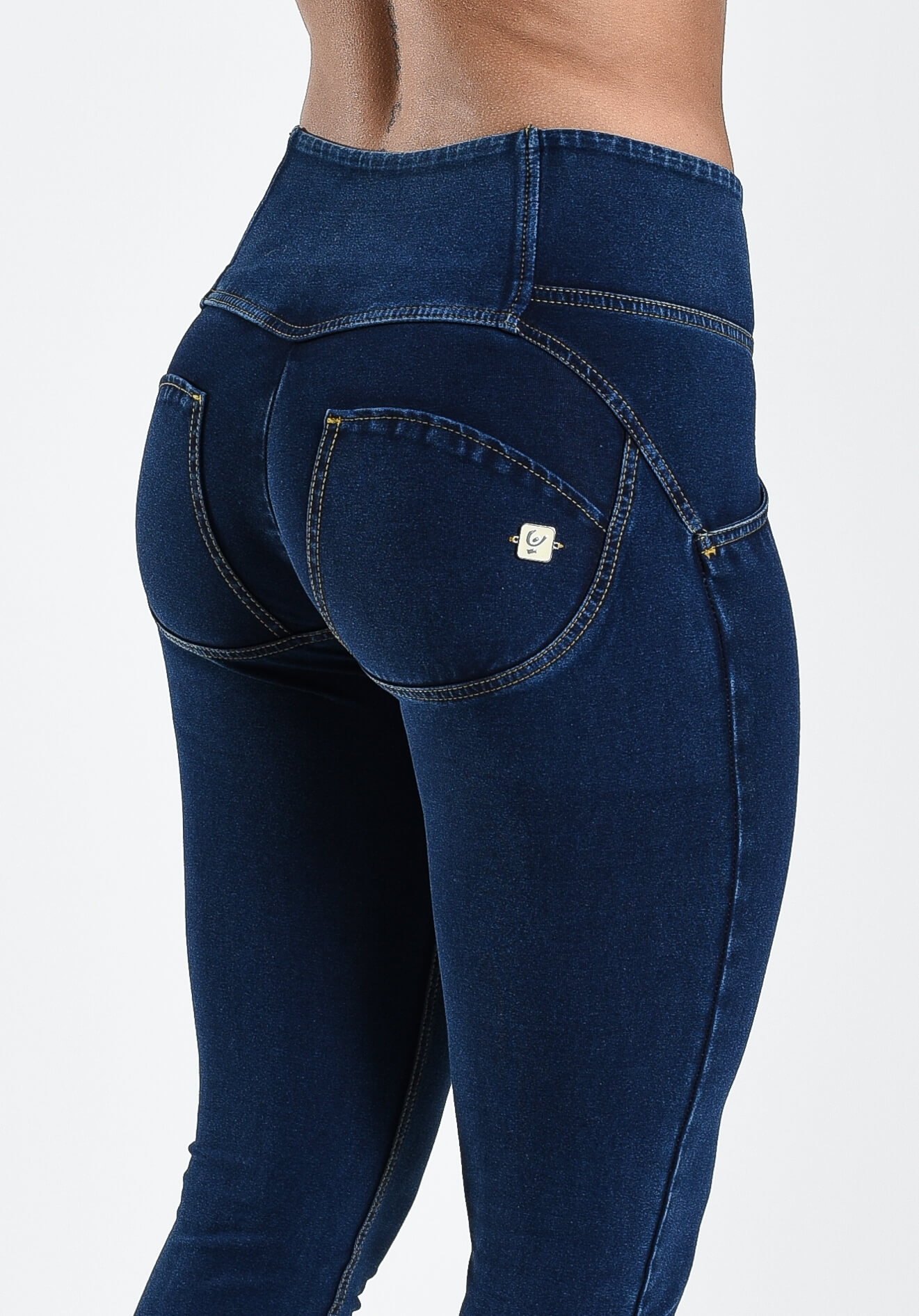 WR.UP® Denim Shaping Effect - Mid/High Waist