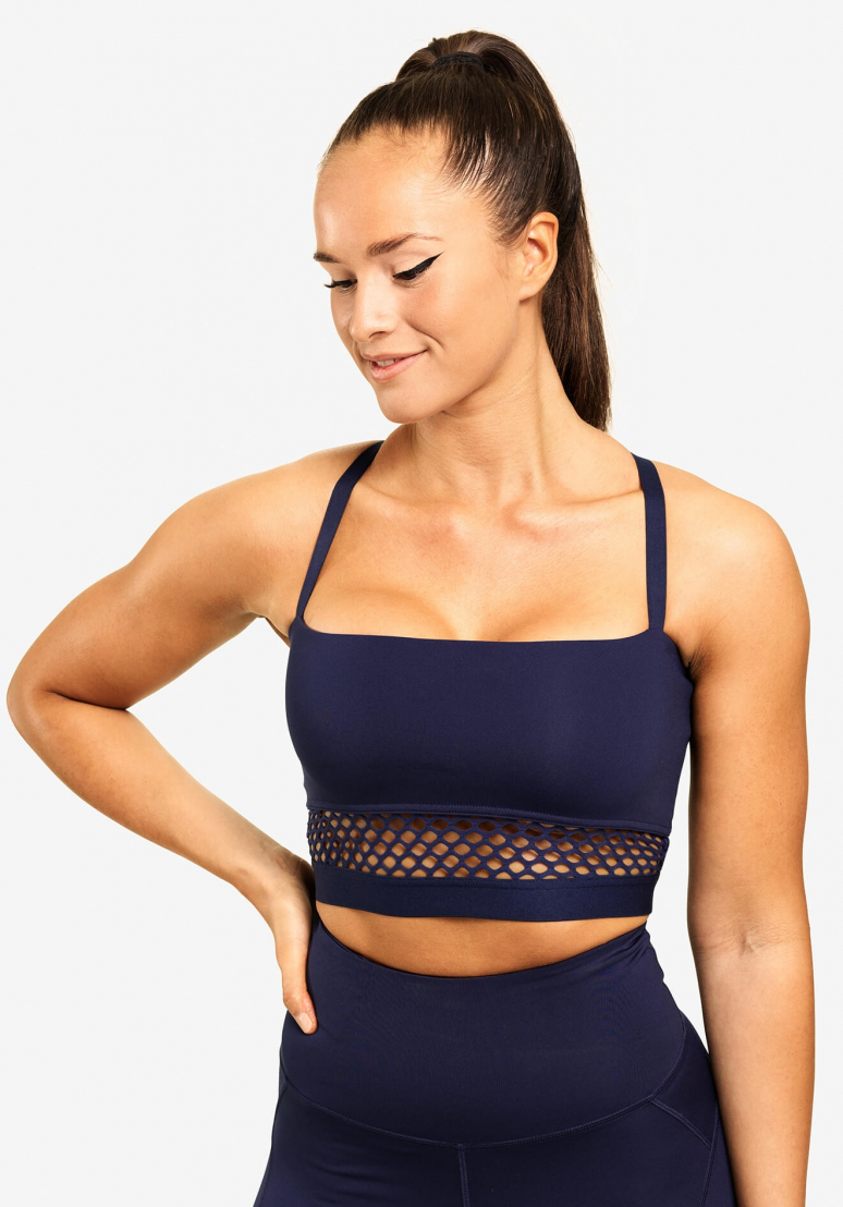 Waverly Mesh Bra