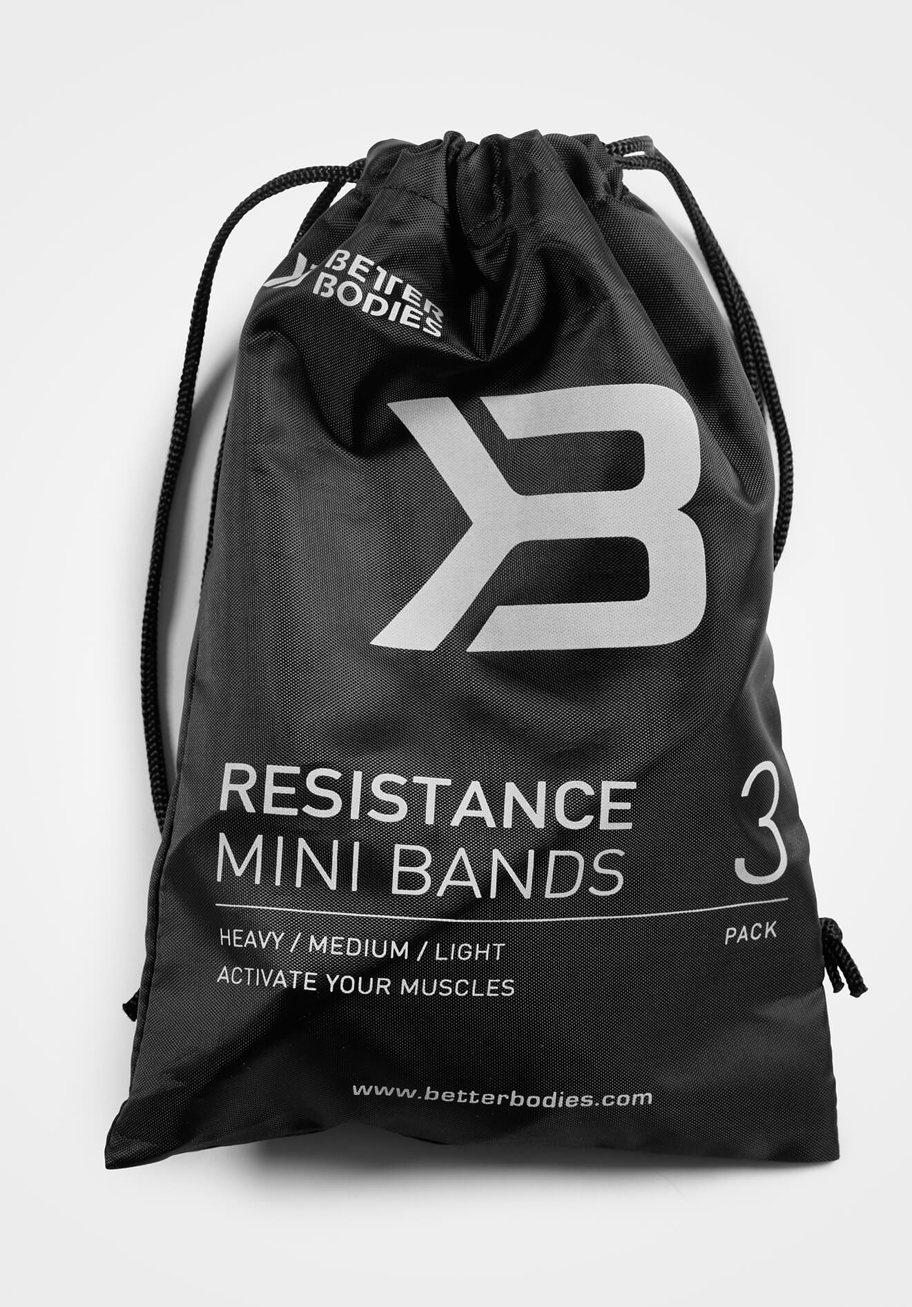 Resistance Mini Band, 3-Pack
